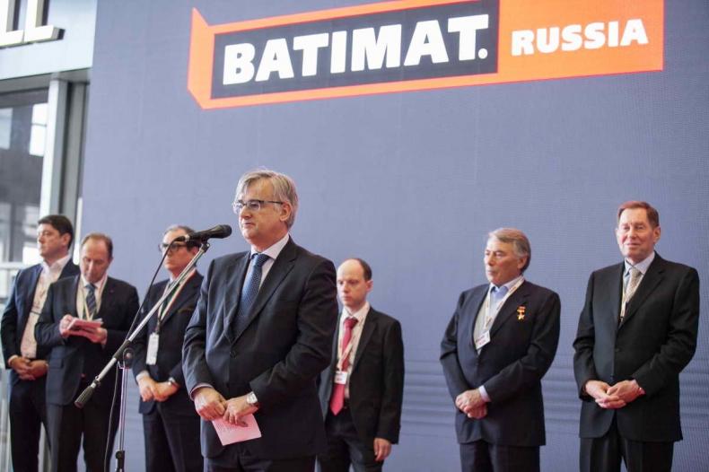 Выставка batimat russia практичность об руку с красотой