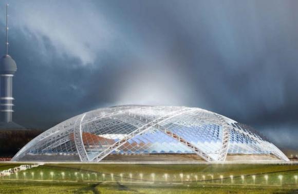 Футбольный спорткомплекс вСамаре объявлен самым «зеленым»
