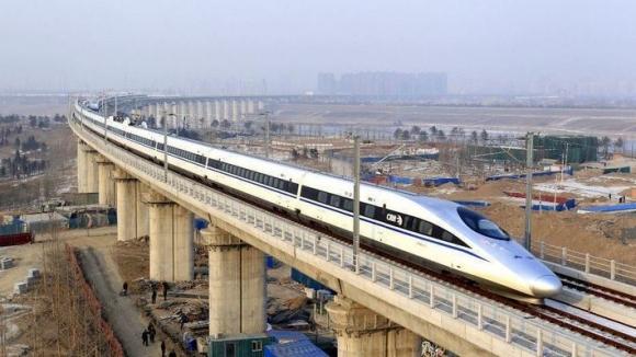 Китай предложил проект ВСМ ж/д Чанчунь-Владивосток