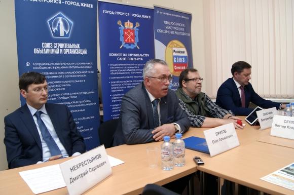 Петербургские строители  предлагают скорректировать закон о долевом строительстве жилья