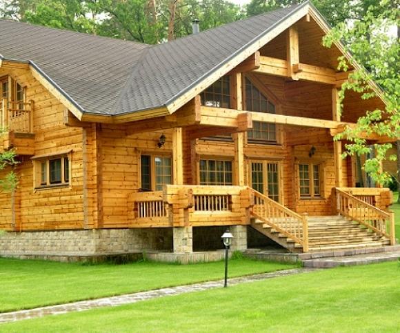 Граждане получат льготные кредиты на покупку деревянных домов заводского изготовления