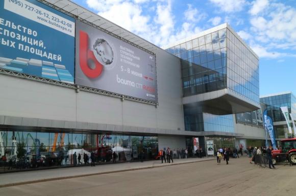 На выставку bauma CTT RUSSIA 2018 приехали посетители более чем из 60 стран!