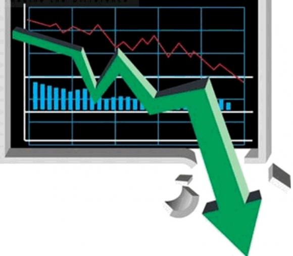 Строительная отрасль  - лидер депрессивных тенденций в экономике