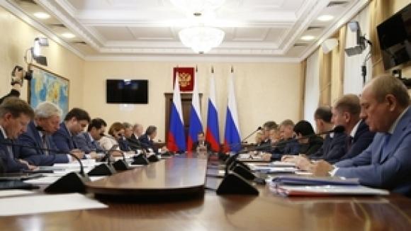 Президент НОСТРОя представил премьер-министру предложения по развитию стройотрасли