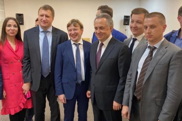 Президент НОСТРОЙ представил Виталию Мутко  позицию строительного сообщества