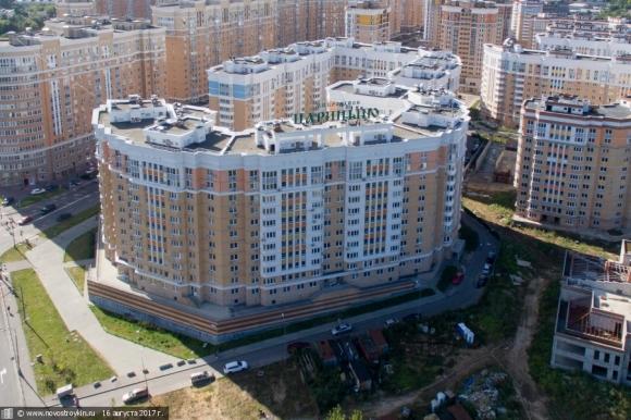 Первую очередь крупнейшего долгостроя Москвы «Царицыно» сдали в эксплуатацию