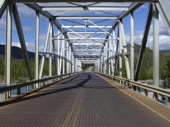 Первый в России автомобильный алюминиевый мост начнут строить в 2022 году