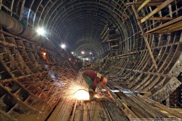 «Метрострой Северной столицы» стал единственным строителем метро Петербурга