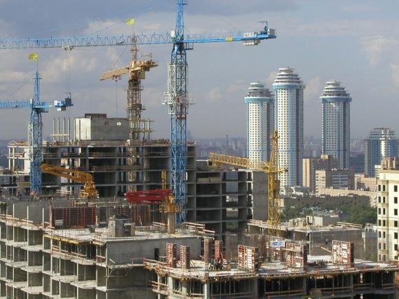 Почти 4 тыс. строительных проектов одобрено в Москве с начала 2021 года