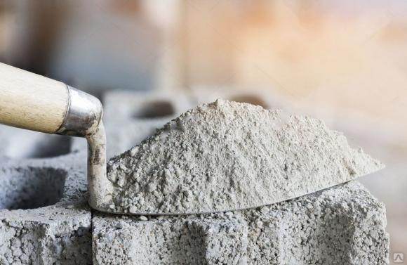 Российские производители цемента нарастили выпуск продукции