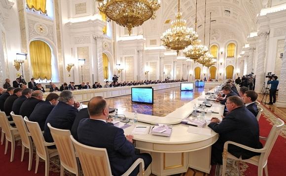 Владимир Путин провел заседание Госсовета, посвященное строительству – без сенсаций