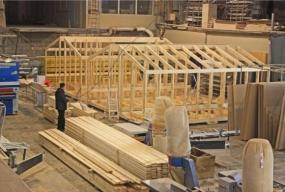 Правительство вводит субсидии производителям деревянных домов