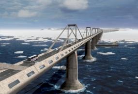 Мост через Обь в Сургуте подешевел в три раза, но в срок построен все равно не будет