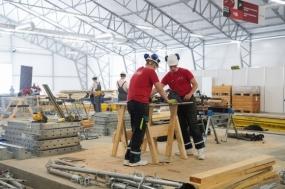 Названы победители IX Чемпионата WorldSkills Russia по строительным компетенциям